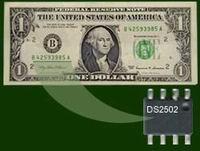 Каждый из однопроводных компонентов имеет уникальный номер (адрес), как и денежные знаки.